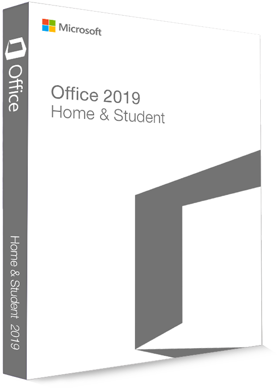 Microsoft Office 2019 Home & Student 32/64 Bit - Productcode (Key)